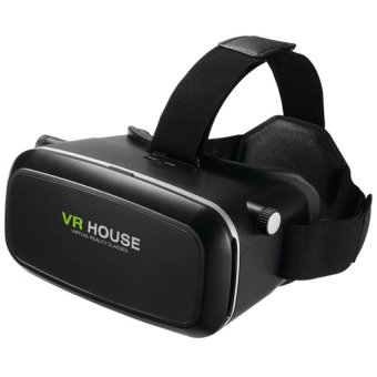VR House Virtual Reality 3D Glasses for 3.5''-6.0'' Phone