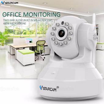 VStarcam C7837WIP Home Monitoring IP Camera (White)
