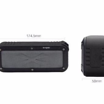 W-KING S20 IPX6 Waterproof Shockproof Bluetooth Wireless Speaker - 2