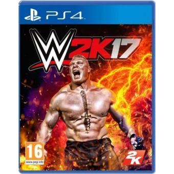 W2K17 PS4 GAME R3,R1 MINT CONDITION Price Philippines