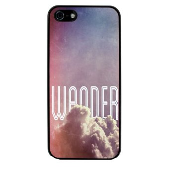 Wander Pattern Phone Case for iPhone 4/4S (Black) product preview, discount at cheapest price