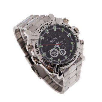 Watch Camera IR Night Vision 8GB 1080P Waterproof HD Watch Camera