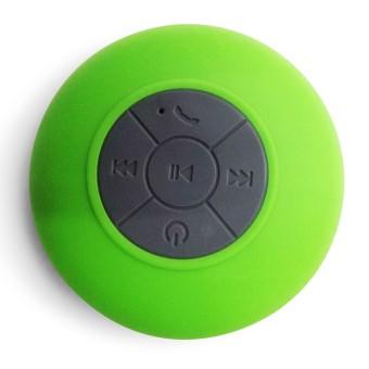 Waterproof Bluetooth Speaker Set of 2 (Green) - picture 2
