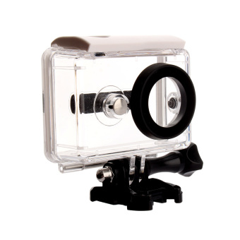 Waterproof Case Box For Xiaomi Yi Camera Underwater Diving Sports (Intl) - intl