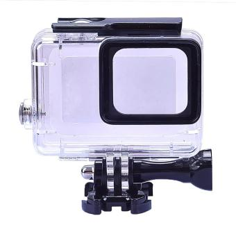 Waterproof Case For GoPro Hero 5 Go Pro Hero5 Camera ProtectiveDiving Swimming Underwater Protective Housing Shell - intl