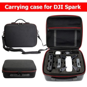 Waterproof Portable Hand Bag Carrying Case Hard Storage Box For DJI Spark Drone - intl