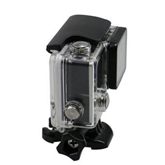 Waterproof Protective Housing Case for GoPro HERO4 Silver / GoPro HERO4 BLACK / GoPro Camera HERO3+ - intl - 4