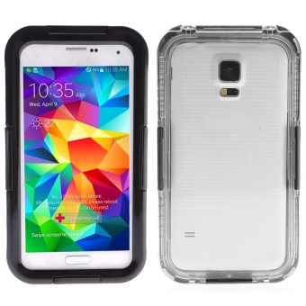 Waterproof Shock/Dirt Proof Case Cover for Samsung Galaxy S5 /i9600(Black)