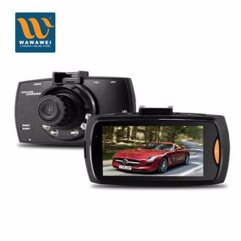 Wawawei G30 HD Avanced Portable Car Camcorder (Black)