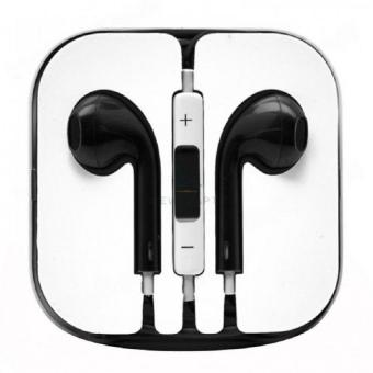 Wawawei Stereo Earphones with MIC (Black)