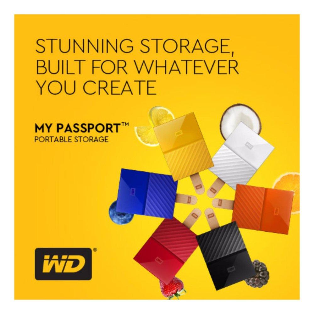 Wd My Passport 2tb New Design Free Pouch Black Daftar Update Harga Adata Hd710 Harddisk Eksternal