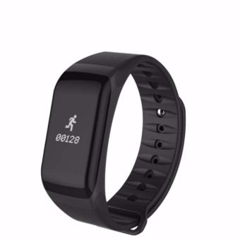 Wearfit Smart Band WP-103 Watch Blood Pressure Monitor forIOS/Android (Black)