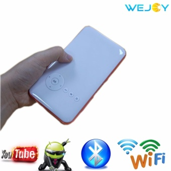 Wejoy Wifi Small Video Smart Projector 30000 Hour LED Life DL-S6Plus 1G/32G Rom - intl Price Philippines