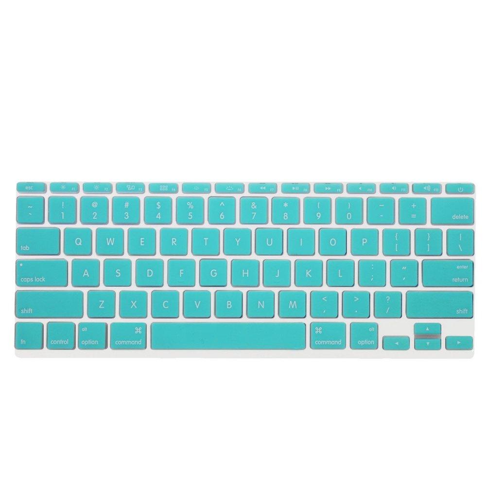 Welink Fashion Silicone US Keyboard Cover Waterproof Keyboard Protector Skin For Apple Macbook Air 11 Inch ...