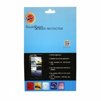 Wellmax Clear Screen Protector For Huawei Y3