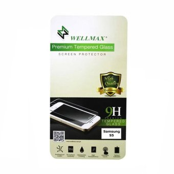 Wellmax Tempered Glass For Samsung Galaxy S5 I9600