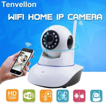 WiFi Camera IP Home Security Camera 960P Baby Monitor Two Way AudioNight Vision 960P Network CCTV Indoor Surveillance
