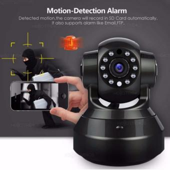 WIFI home wireless high Camera #Q11 for Indoor/Outdoor (Black) - 2