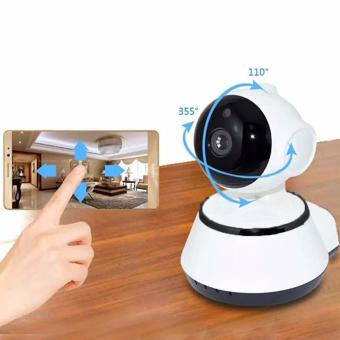 Wifi IP Camera HD 720P Wireless 1MP Smart CCTV Security Camera P2P Network Baby Monitor Home Protection Mobile Remote Cam