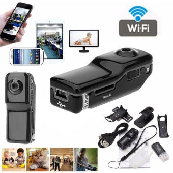 WIFI Wireless Remote MD81 DV Micro Camera Video CMOS Mini USB Mount Surveillance - intl