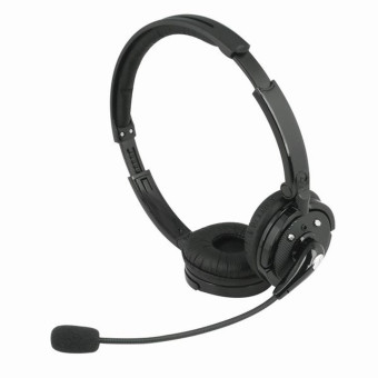 Wireless Anti-noise Technology Stereo Bluetooth Headset (Black) - picture 2