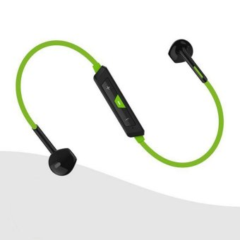 Wireless Bluetooth 4.0 Stereo Headphone Sport Earphone For PhoneSamsung - intl Price Philippines