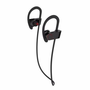 Wireless Bluetooth Earphone Sport Headphones In Ear Stereo Headset - intl