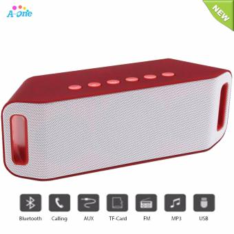 Wireless Bluetooth Speaker Rechargeable Handsfree Portable Music Player 5w
