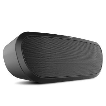 Wireless Bluetooth Subwoofer Speaker Double Horn Stereo Music Player Support TF Card USB 12h Music Play Black - intl