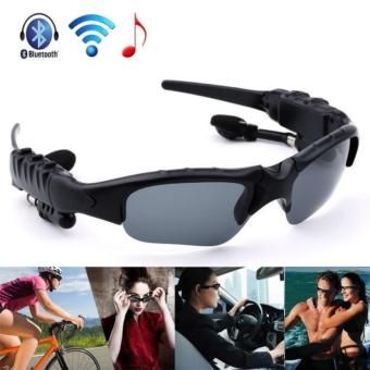 Wireless Bluetooth Sunglasses Headset Headphones For Smart Phone