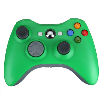 Wireless Handle Console Controller Game Pad For Microsoft Xbox 360 Green