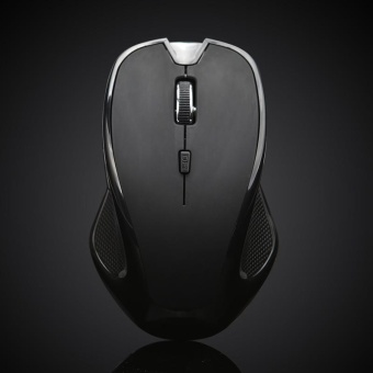 Wireless Mini Bluetooth 3.0 6D 1600DPI Optical Gaming Mouse MiceLaptop - intl Price Philippines