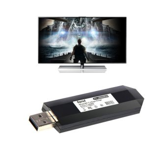 Wireless WLAN LAN Adapter Wifi USB Dongle for Samsung TV WIS12ABGNXWIS09ABGN 300M 802.11 802.11a/b 802.11g 802.11n - intl