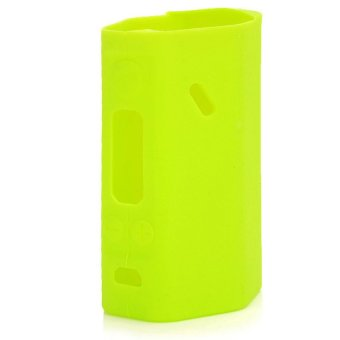 Wismec Reuleaux RX200 200W TC Mod Silicone Skin Sleeve Wrap CaseCover (Green)