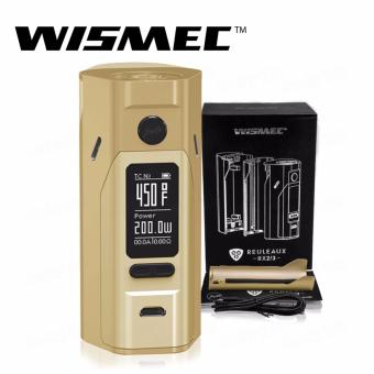 Wismec Reuleaux RX2/3 200W Variable Electronic Cigarette Mod (Gold)