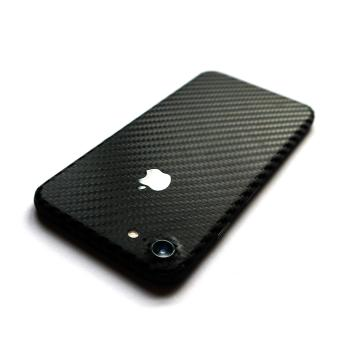 Wrapped Up Full Body Wrap /Skin (not case) for iPhone 7 CarbonFiber Black