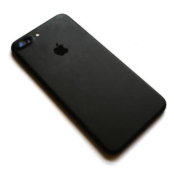 Wrapped Up Full Body Wrap / Skin (not case) for iPhone 7 Plus MatteBlack - 4