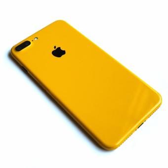 Wrapped Up Full Body Wrap / Skin (not case) for iPhone 7 PlusSpectra Yellow - 4