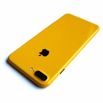 Wrapped Up Full Body Wrap / Skin (not case) for iPhone 7 PlusSpectra Yellow