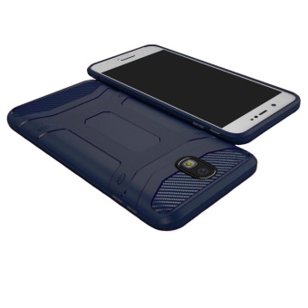 X-Level Guardian Soft Shockproof Case For Samsung Galaxy J7 Pro(Blue) Price Philippines