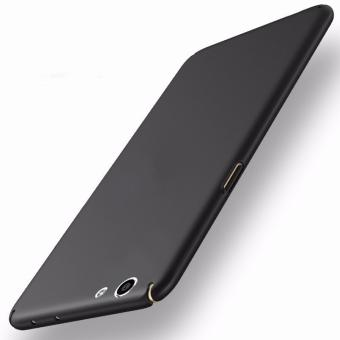 X-Level Rubberized Matte Hard Back Case for Oppo F3 Plus / R9s Plus(Black)