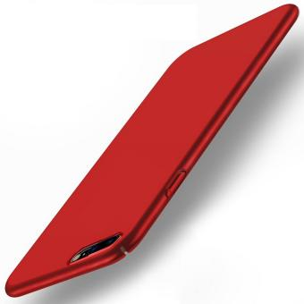 X-Level Slim Matte Rubberized Finish Hard Case For Apple iPhone 6Plus (Red)