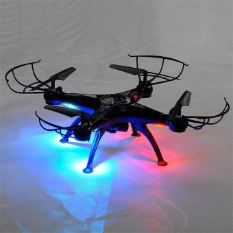 X5SW-1 4-Axis 2.4Ghz headless Wifi Helicopter Drone Aircraft UAVLight Price Philippines