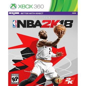 Xbox NBA 2K18 Kyrie Irving Standard Edition