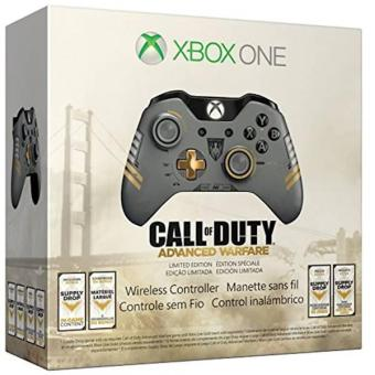 Xbox One Limited Edition Call Of Duty: Advanced Warfare WirelessController Price Philippines