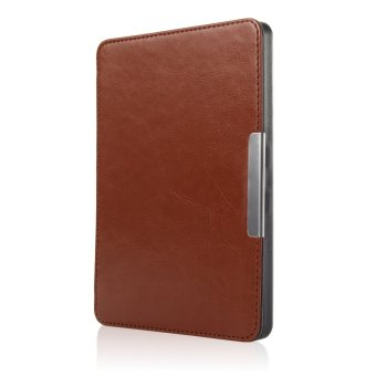 XCSOURCE Auto-Sleep Case for Kobo Glo PC738 (Brown) - picture 2