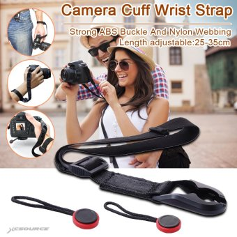 XCSOURCE Camera Cuff Wrist Strap Quick Release for Nikon D7000 D5200 D3200 D600 D90 LF490