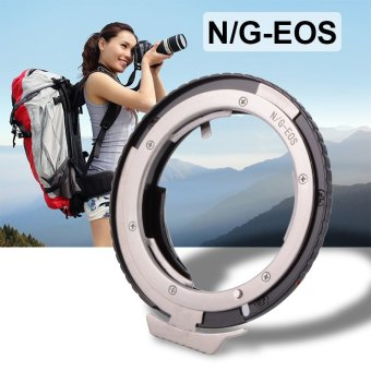 XCSOURCE EMF AF Confirm Lens Adapter for Nikon AI(G) Lens to CanonEOS 1100D Camera DC747 - intl