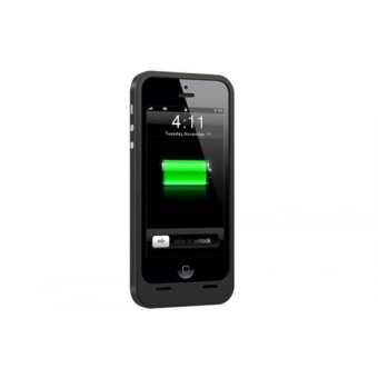 Xiao Battery Pack Case for iPhone 5G/5S (Black)