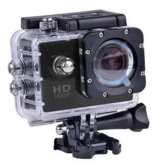 XIAOCAI-W110 HD DV 4K 16MP Sports Action Camera (Black)